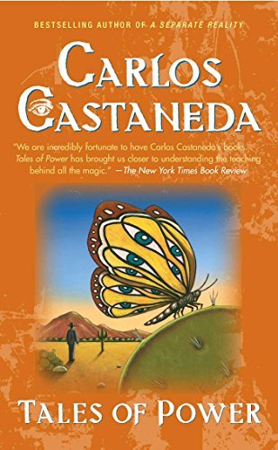 Carlos Castaneda Tales Of Power Original