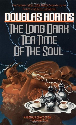 Douglas Adams Long Dark Tea Time Of The Soul