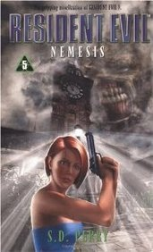 S. D. Perry Nemesis Resident Evil Book 5
