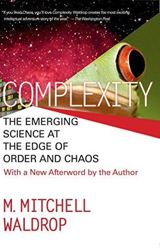Mitchell M. Waldrop Complexity The Emerging Science At The Edge Of Order And Cha