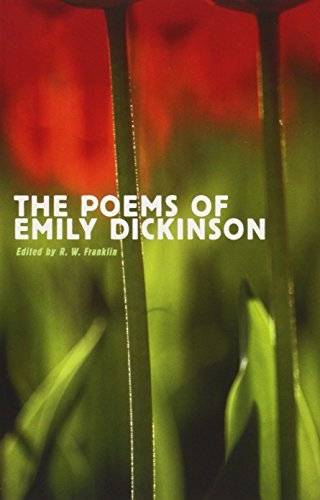 Emily Dickinson The Poems Of Emily Dickinson Reading Edition