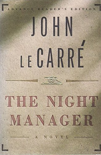 John Le Carre Night Manager
