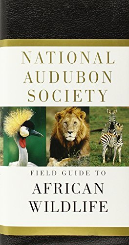 Peter Alden National Audubon Society Field Guide African Wildlife