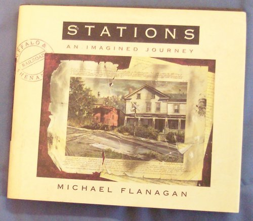 Michael Flanagan Stations Imagined Journey