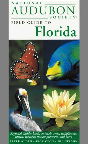 National Audubon Society National Audubon Society Field Guide To Florida
