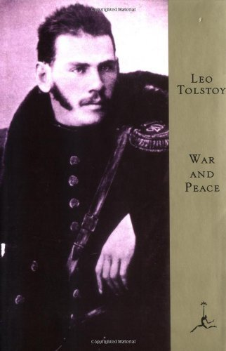 Leo Tolstoy War And Peace Revised