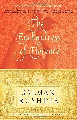 Salman Rushdie The Enchantress Of Florence