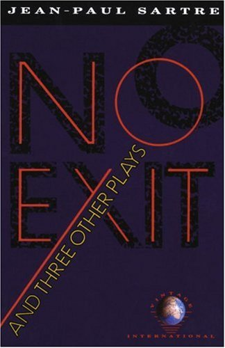 Jean Paul Sartre No Exit And Three Other Plays