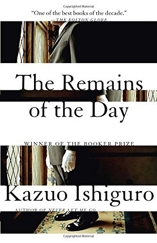 Kazuo Ishiguro The Remains Of The Day