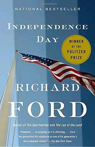 Richard Ford Independence Day Bascombe Trilogy (2)