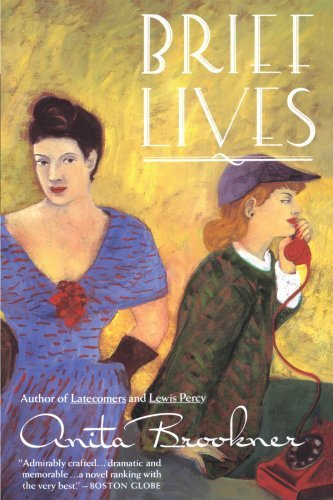 Anita Brookner Brief Lives