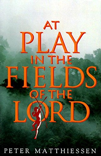 Peter Matthiessen At Play In The Fields Of The Lord
