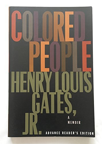 Henry Louis Gates Colored People