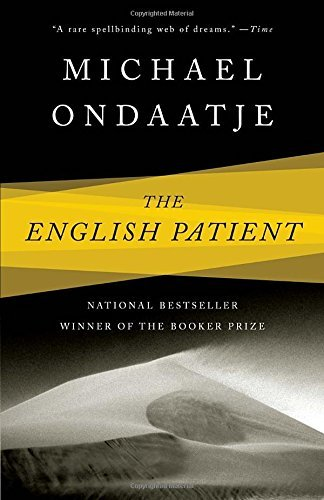 Ondaatje Michael English Patient The