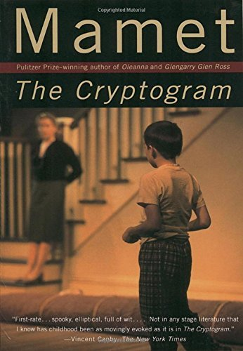 David Mamet The Cryptogram