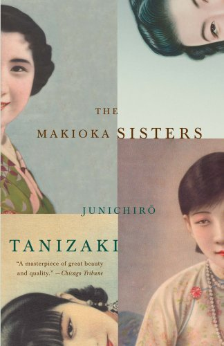 Junichiro Tanizaki The Makioka Sisters