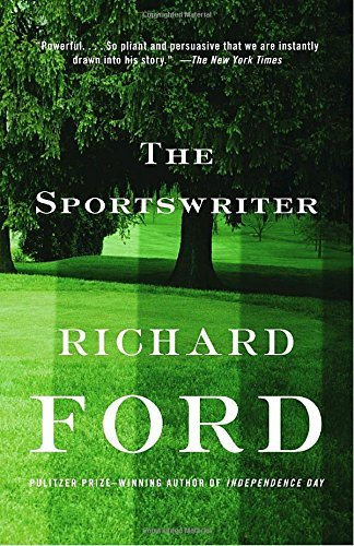 Richard Ford The Sportswriter Bascombe Trilogy (1) 0002 Edition;