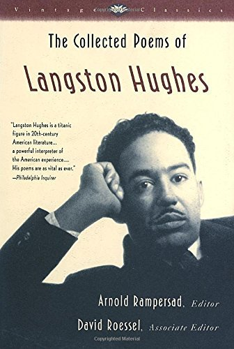 Langston Hughes The Collected Poems Of Langston Hughes