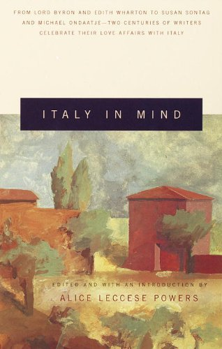 Alice Leccese Powers Italy In Mind An Anthology