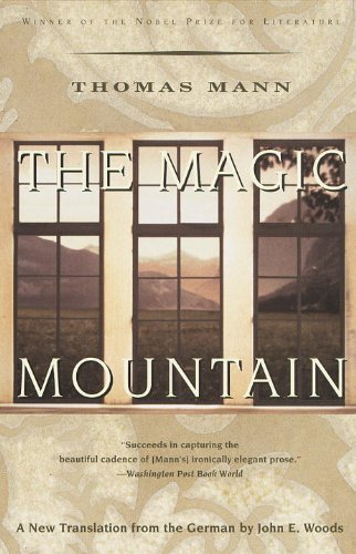 Thomas Mann The Magic Mountain
