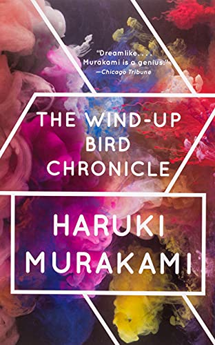 Haruki Murakami The Wind Up Bird Chronicle