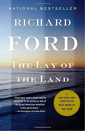 Richard Ford The Lay Of The Land Bascombe Trilogy (3)