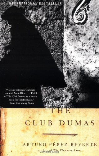Arturo Perez Reverte The Club Dumas