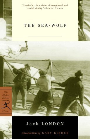 Jack London The Sea Wolf