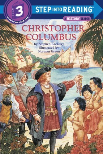 Stephen Krensky Christopher Columbus