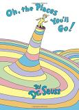 Seuss Oh The Places You'll Go!