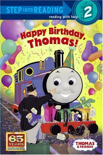 W. Awdry Happy Birthday Thomas! (thomas & Friends)