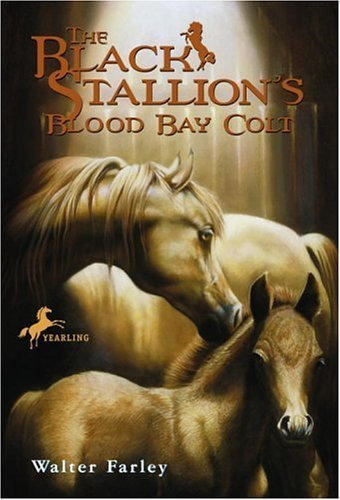 Walter Farley The Black Stallion's Blood Bay Colt (reissue)