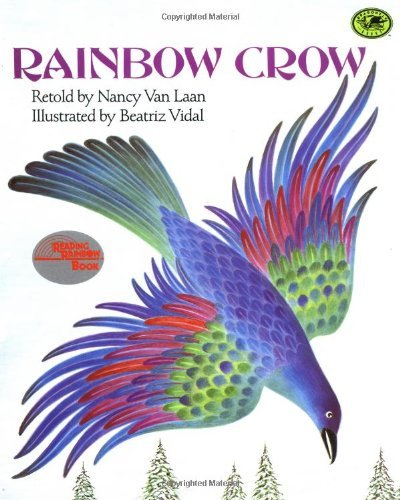 Nancy Van Laan Rainbow Crow