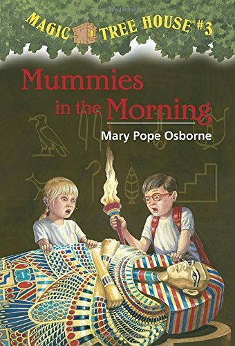 Mary Pope Osborne Mummies In The Morning