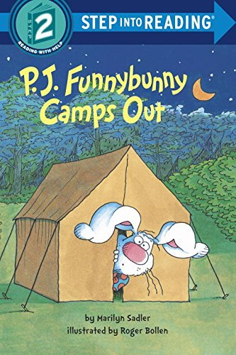 Marilyn Sadler P. J. Funnybunny Camps Out