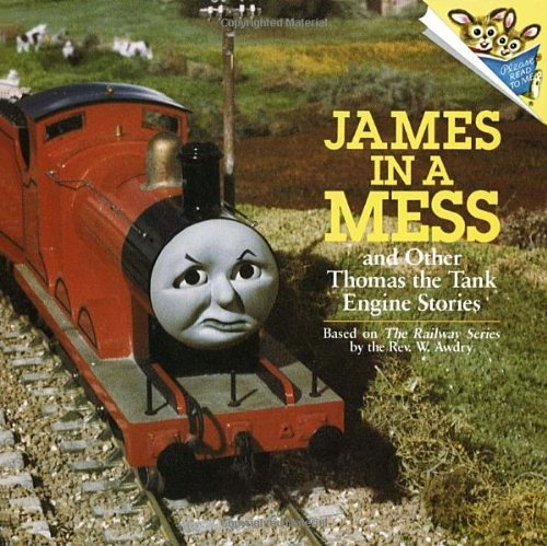 Wilbert Vere Awdry James In A Mess And Other Thomas The Tank Engine S