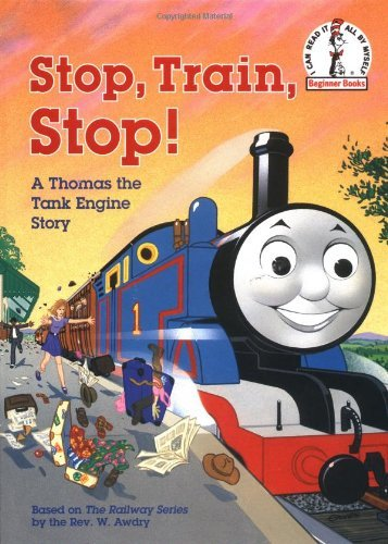 W. Awdry Stop Train Stop! A Thomas The Tank Engine Story