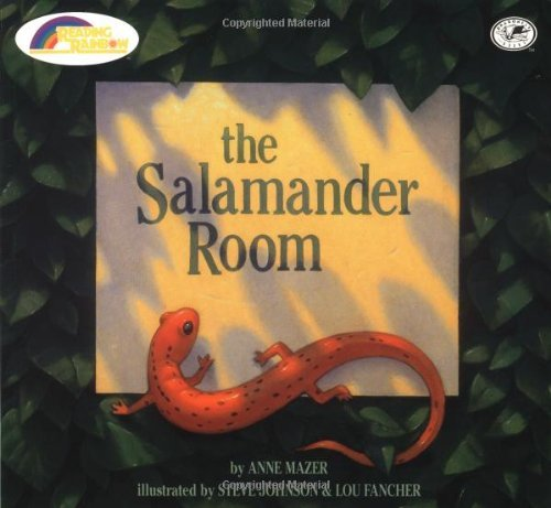 Anne Mazer The Salamander Room