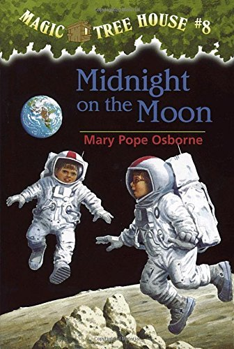 Mary Pope Osborne Midnight On The Moon
