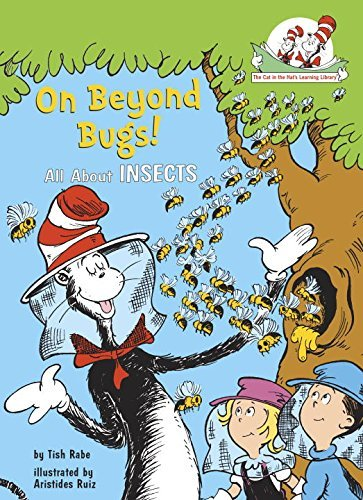 Tish Rabe On Beyond Bugs All About Insects