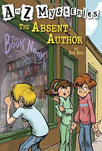 Ron Roy The Absent Author