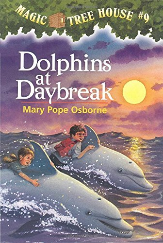 Mary Pope Osborne Dolphins At Daybreak