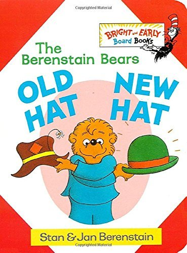 Stan Berenstain Old Hat New Hat Abridged