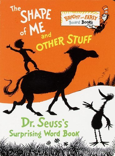 Dr Seuss The Shape Of Me And Other Stuff