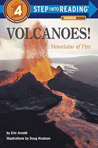 Eric Arnold Volcanoes! Mountains Of Fire