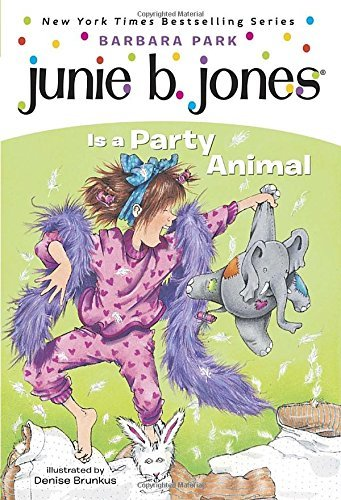 Barbara Park Junie B. Jones Is A Party Animal