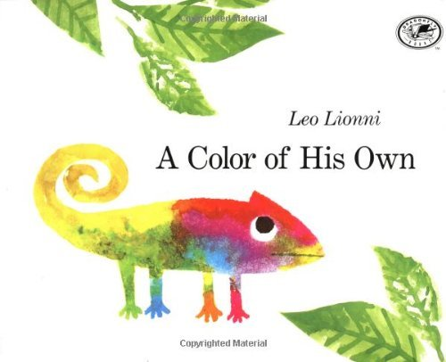 Leo Lionni A Color Of His Own