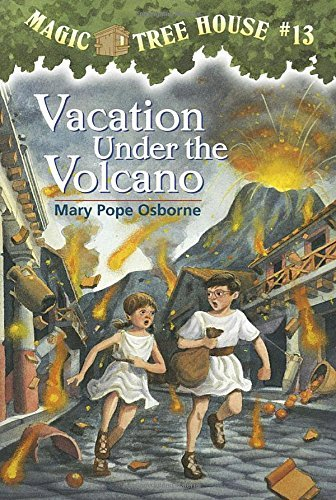 Mary Pope Osborne Vacation Under The Volcano