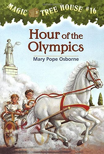 Mary Pope Osborne Hour Of The Olympics