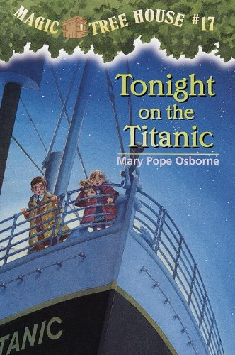 Mary Pope Osborne Tonight On The Titanic